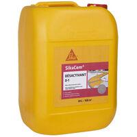 Deaktivierung der Oberfläche SIKA SikaCem Deaktivierung 0-1 - Pink - 20L