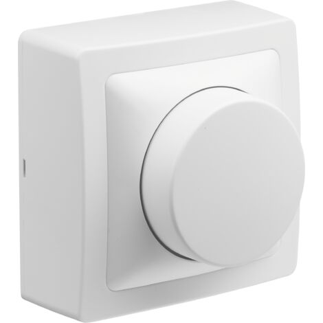 Blok - variateur rotatif blanc - Debflex