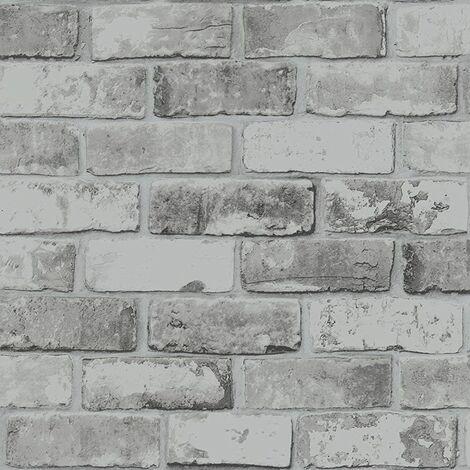 Debona Wallpaper Slate Grey 6753 Full Roll