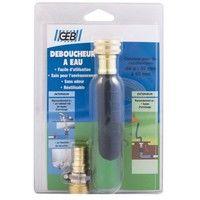 Déboucheur à eau sous pression pour canalisation - D : 32 à 40 mm