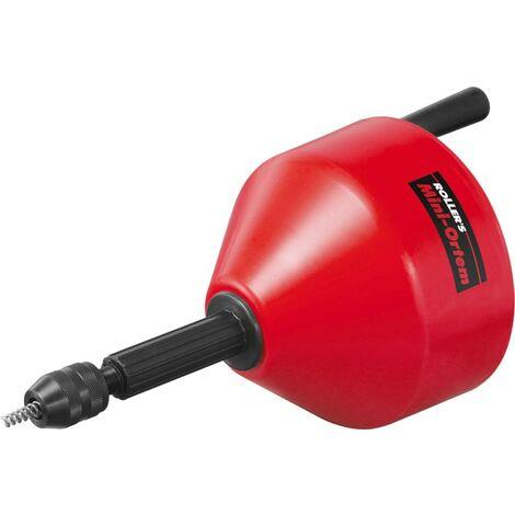 Déboucheur à pompe manuel Mini-Ortem Roller 1 PCS