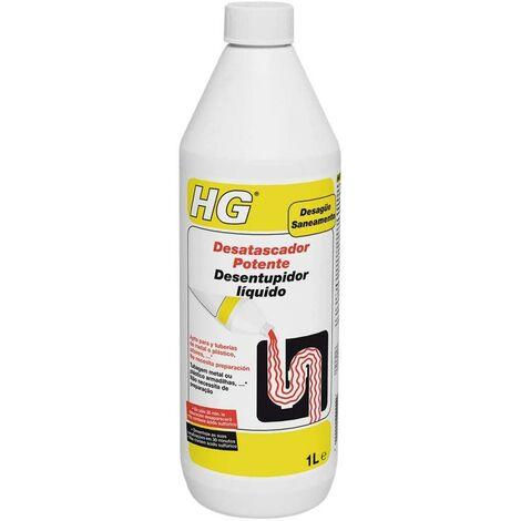 Déboucheur de canalisation chimique professionnel 1 Lt Hg