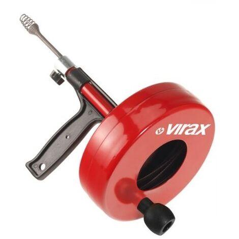Déboucheur manuel à tambour Debouchepropre Virax 290600 Virax