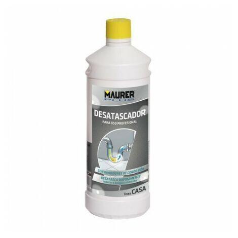 Déboucheur maurer plus professionnel 750 ml.
