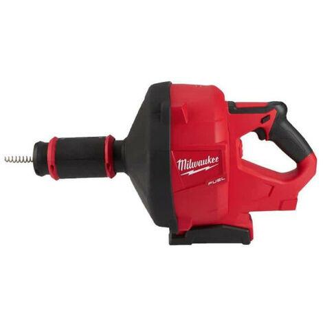 Déboucheur spirale 10mm Milwaukee M18 FDCPF10-0C 18V Fuel sans batterie ni chargeur 4933459684