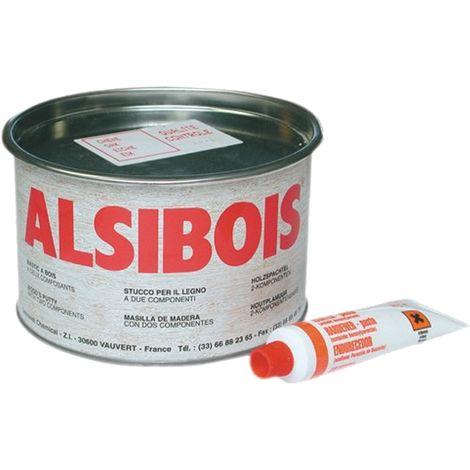 DEBRASEL CHEMICAL - MASTIC ALSIBOIS + DURCISSEUR
