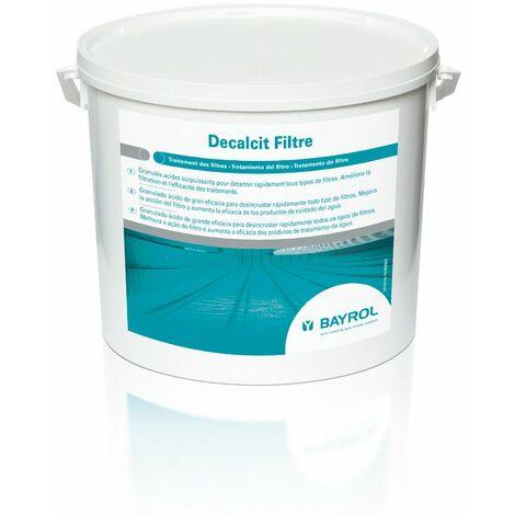 Decalcit Filtre 12kg - Détartrant de filtres
