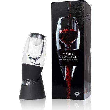 Décanteur pour Vin Rouge, Decanteur Aérateur à Vin, Classique, Boîte: Boite cadeau