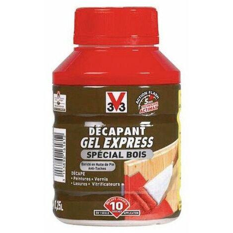 Decapant express bois 0,25l