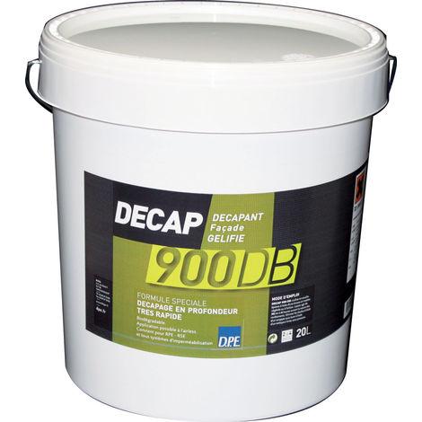 Décapant gélifié biodégradable pour façades - DECAP 900 DB -