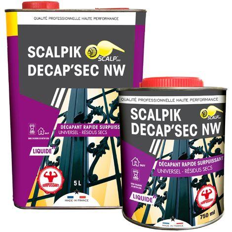 Décapant liquide Scalpik Decap Sec NW sans rinçage 0,75L