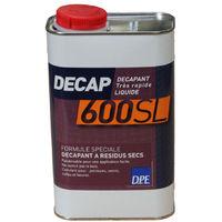 Décapant liquide très rapide et sans rinçage DECAP 600 SL -