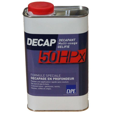 Décapant multi-usage gélifié DECAP 50 HPx -