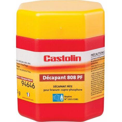 Décapant pour baguettes Castolin 808 - 808 PF 0200 P