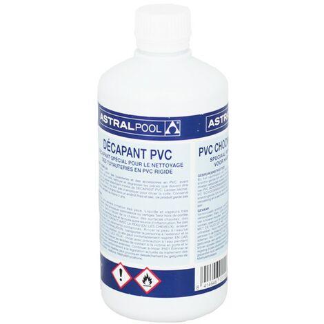 Décapant pour PVC 500 ml. de Astralpool - Outillage