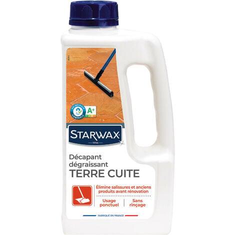 """main image of """"Décapant pour tomettes et terres cuites 1L STARWAX"""""""
