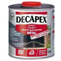 Décapant sans gratter métal décapex- plusieurs modèles disponibles