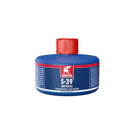 Décapant universel S-39 pour soudure GRIFFON flacon 320 ml - 1230010