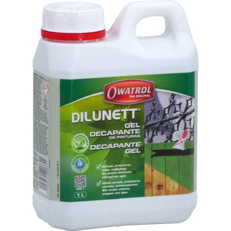 Decapante de Pinturas Dilunett Owatrol (1 L)