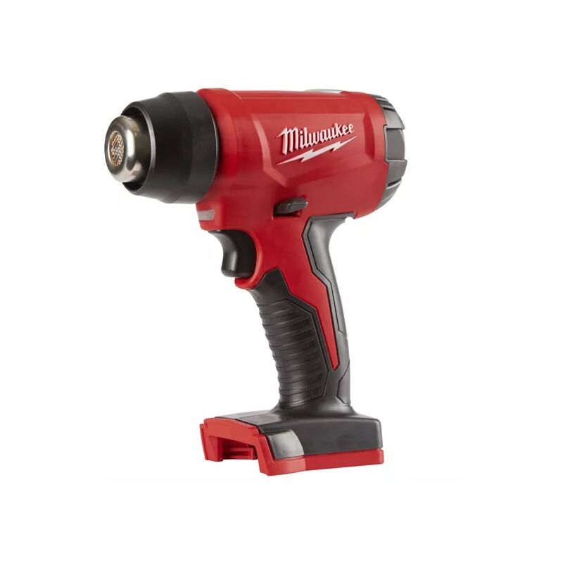 Milwaukee M18 BHG-0 Décapeur thermique compact à batteries 18V Li-Ion (machine seule) - 470°C
