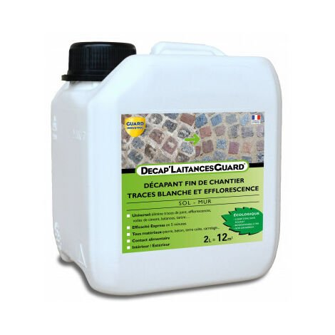Décap'Laitances Guard Ecologique - 2L ou 5L