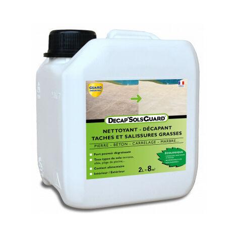 Décap'Sols Guard Ecologique - 2L ou 5L