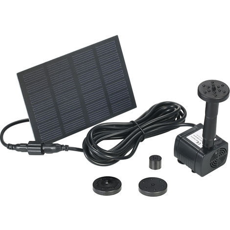 Decdeal Pompe a energie solaire