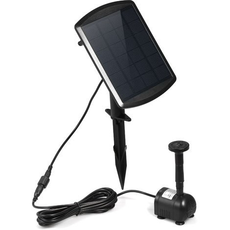 "main image of ""Decdeal Solar-Powered Pump"""