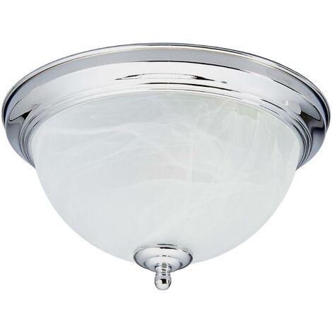 Deckenlampe aus Metall dimmbar \