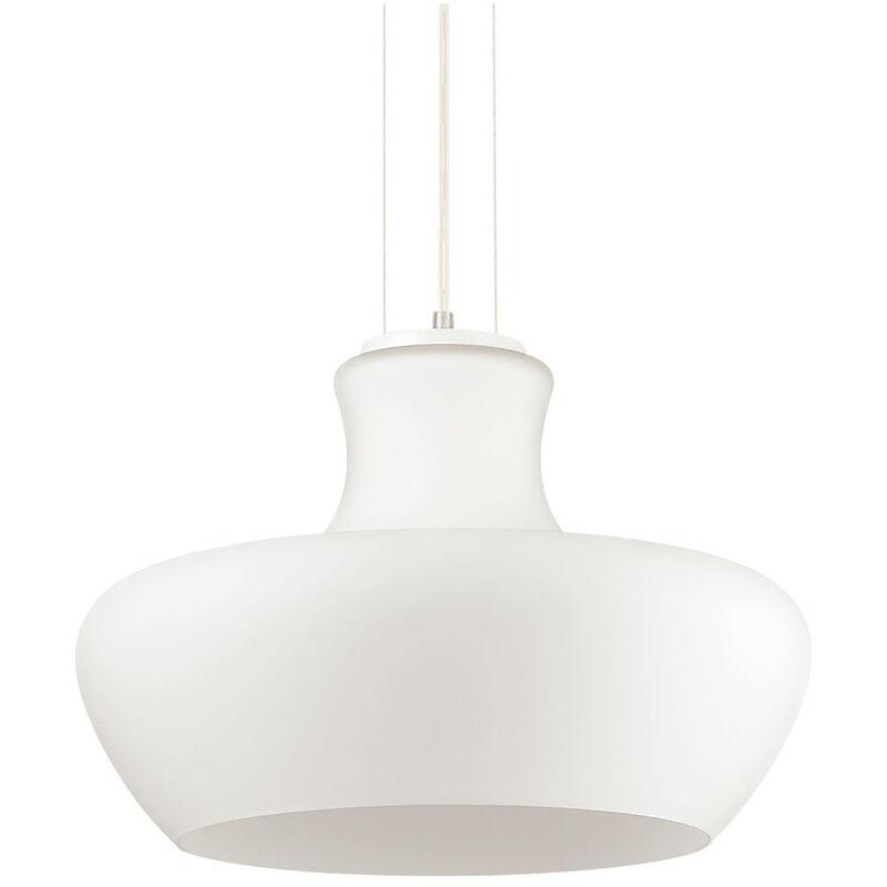 Click-licht.de - Pendelleuchte Aladino E27 in Weiß 445mm