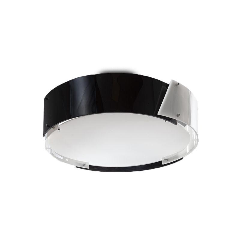 Greenice - Deckenleuchte Argus 4 X E27 (Ohne Birnes) Schwarz | Ohne Leuchte/siehe Zubehör (LTW-99-197-67-810)