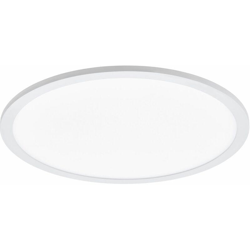 Eglo - Deckenleuchte CONNECT Sarsina-C 450 mm Alu, weiß