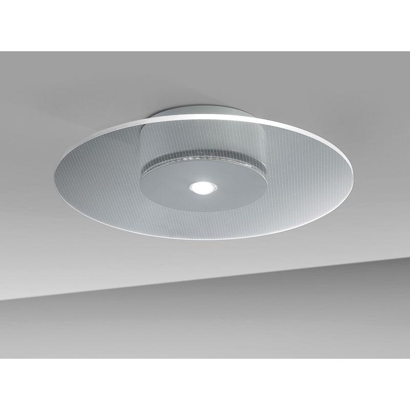 Deckenleuchte LED 'Air' Dimmbar 12W 1400Lm IP44 [ELE-03406_BB-CW] | Natürliches Weiß - Weiss (ELE-03406_BB-CW) - GREENICE