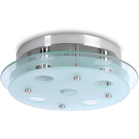 Deckenleuchte Rund 32cm Deckenlampe Lampe Badleuchte Küchen ...