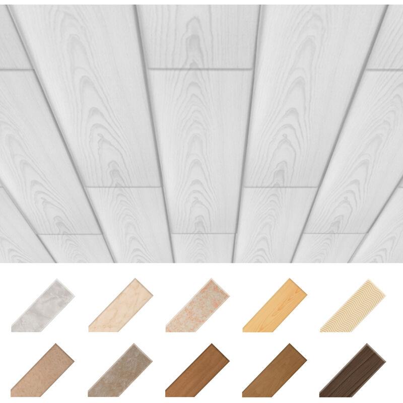 Deckenpaneele aus XPS Styropor - Deckenverkleidung leicht und stabil - viele Muster & Farben:P-57 Sandstein, Max. Paket (bester Preis)