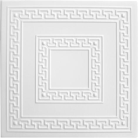 Deckenplatten | XPS | formfest | Hexim | 50x50cm | Nr.23
