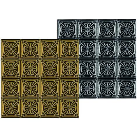 Deckenplatten | XPS | formfest | Hexim | 50x50cm | Nr.81