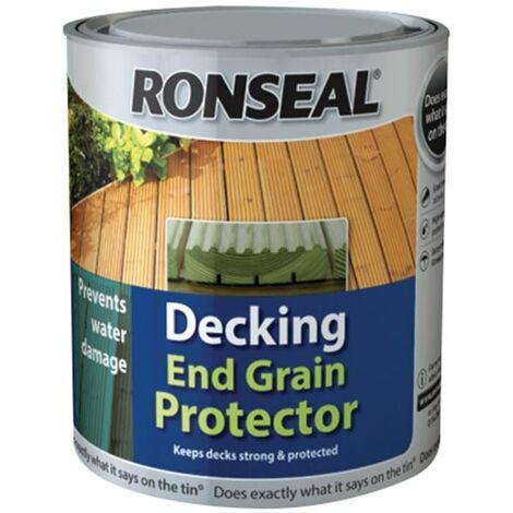 "main image of ""Decking End Grain Preserver Green 750ml RSLEGP750"""