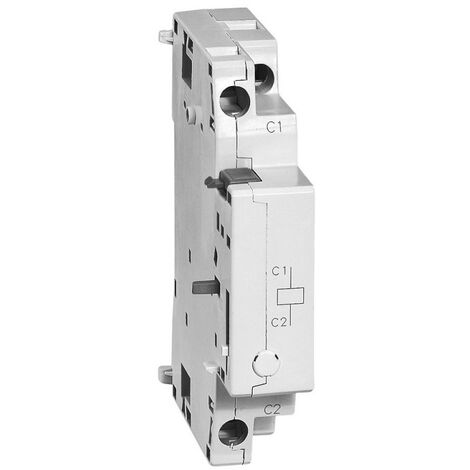 Déclencheur à émission de tension pour disjoncteur moteur MPX 220V à 230V 50Hz et 240V à 260V 60Hz (417412)