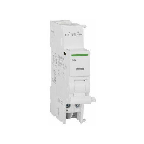 Déclencheur à minimum de tension instantanée iMN - Acti9 - 48VCA/CC - 1 module