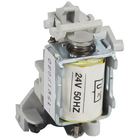 Déclencheur à minimum de tension pour DPX I1600, DPX1600, DPX630 ou DPX I630 à tension de bobine 24V~ et 24V (422245)