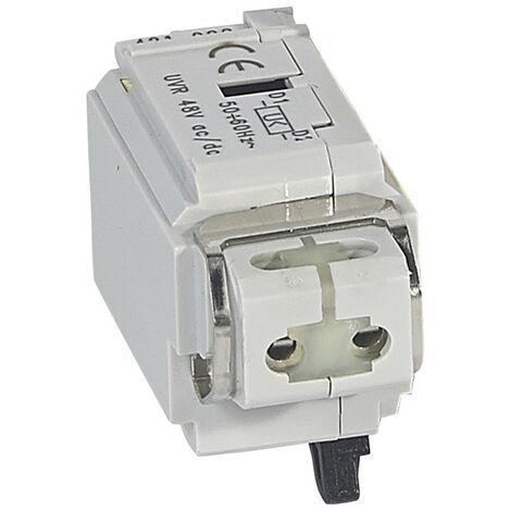 Déclencheur à minimum de tension pour DPX250 ou DPX160 48V~ et 48V (421020)