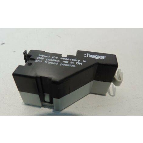 Déclencheurs à minimum de tension 200-240VAC 2.8VA pour H250 et H630 HAGER HXC014H