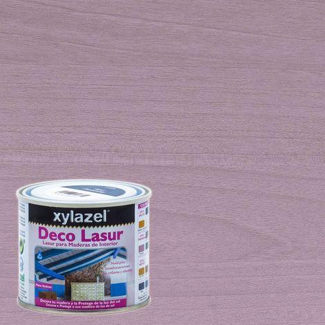 Deco Lasur Xylazel Color | 250 mL - Negro Báltico
