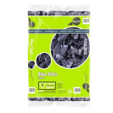 Deco-Pak Blue Slate 20mm Aggregate Maxpak