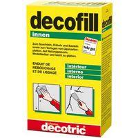 Decofill Spachtelmasse 1 kg, innen decotric 4007955030027 Inhalt: 1