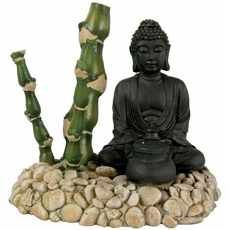 Decor diffuseur boudha bambou