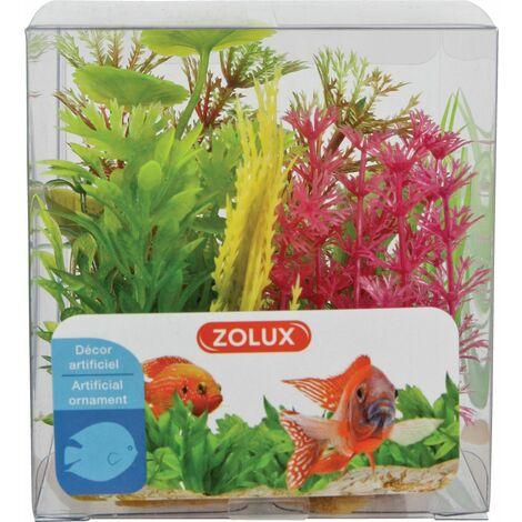 Decor plant boit mix x6 mod4