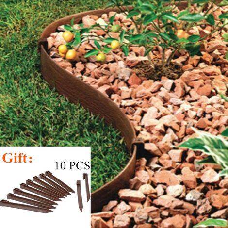 Decoración plástica durable del patio delantero / del patio trasero del jardín del paisaje del jardín para la decoración del jardín Sasicare