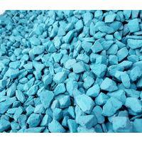 Decorative Garden Stones Coloured Gravel Rockin Colour Aqua Sea 850kg